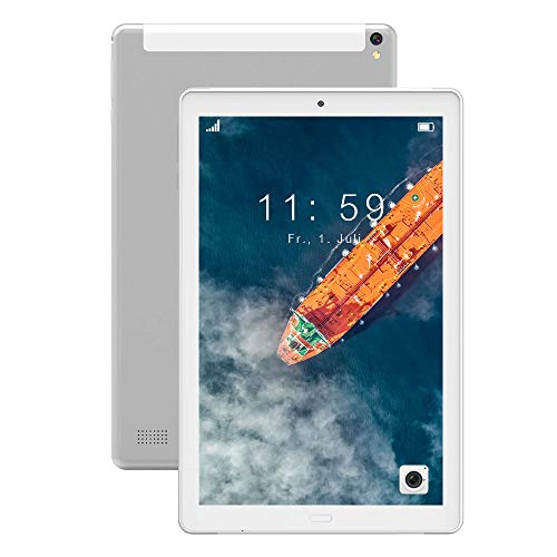 TEENO Tablette Tactile 10 Pouces HD 4G Double Carte SIM Stan