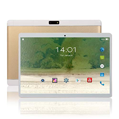 Tablette Tactile 10.1 Pouces 4G WiFi Android Double Carte SI